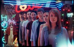 Los Campesinos! Look at them. They are lovely.