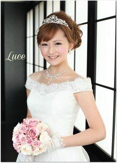 結婚式のママ, 結婚式の美しさ, 華麗な花嫁, 501, 結婚式のヘアスタイル, ヘアスタイル, Wedding Dress, 359, Hair Arrange