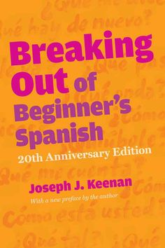 La tz awch introduction to kaqchikel maya language de r mckenna breaking out of beginners spanish 20th anniversary edition by joseph j keenan fandeluxe Images