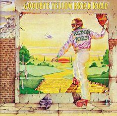 Elton John and Bernie Taupin Look Back At 'Goodbye Yellow Brick Road' via rollingstone.com