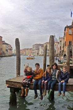 Venice is so pretty it looks fake! Plus, 7 Reasons Why It's SO Worth it to Travel Abroad with Your Kids! #alamodrivehappy #ad