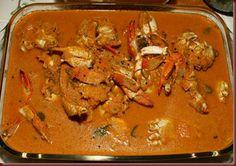 konkani crab curry