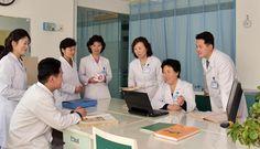 인민들의 건강증진에 적극 기여하고있는 류경치과병원-《조선의 오늘》