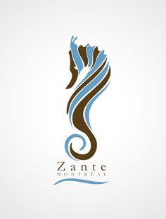 Zante (Zante Restaurant) #Montreal. #Logo Designed by #Mohammad #Haidar - www.mohammadhaidar.com