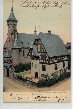 Martinskirche, 24.08.1899