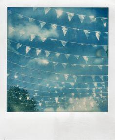 polaroid sky