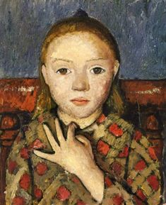 Paula Modersohn-Becker (February 8, 1876 – November 21, 1907)