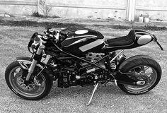 Ducati 999 Pirate edition - RocketGarage - Cafe Racer Magazine