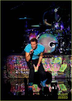 Coldplay: MTV EMAs 2011 Red Carpet & Performance