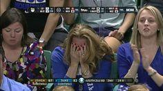 Lehigh defeats Duke! Enjoy the images of sheer joy and painful torment.