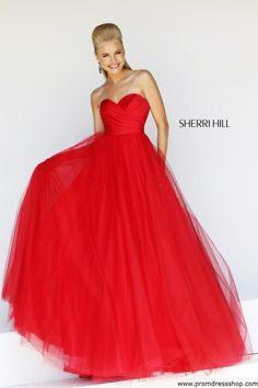 Sherri Hill 11066 at Prom Dress Shop