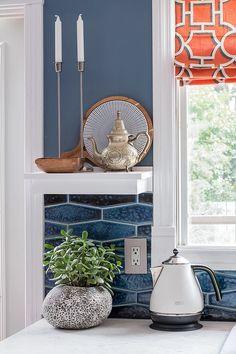 Many shapes including: Subway/ Metro Tiles, Arabesque Tiles, Hexagons Tiles, Fish Scale tiles and more. Handmade Tiles, Handmade Ceramic, Hanging Chair, Ocean, Ceramics, Studio, Kitchen, Furniture, Home Decor