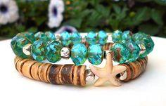 Hey, I found this really awesome Etsy listing at https://www.etsy.com/uk/listing/192517128/sea-bracelet-ocean-bracelet-starfish