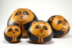 Panda Nesting Gourds