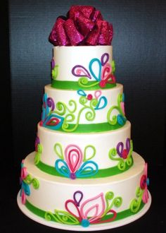 The cake the girls want for their birthday Food and Drink