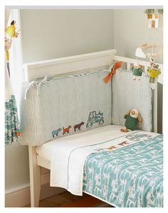 NURSERY COSY COT Nursery Bedding Set