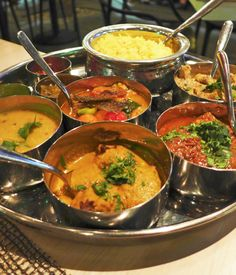 Seriously can NOT get enough of the curries and awesome Indian Food at Sambar in Culver City!