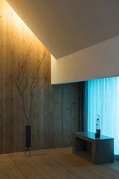 Interior by FORM / Kouichi Kimura Architects. Photo by Kei Nakajima.