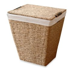Kianna Hamper - Bed Bath & Beyond