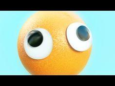 Cinema 4D Tutorial - Making Googly Eyes Using Cinema 4D Dynamics - YouTube