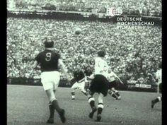Der erste WM-Titel für Deutschland: 1954 Deutschland - Ungarn 3:2  Das Wunder von Bern