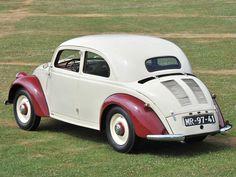 1936 Mercedes-Benz 170 H Saloon #mbhess #mbclassic