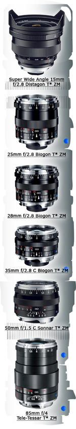 Holiday 2012: M-Mount and M42 Lenses on Mirrorless Cameras   BH inDepth