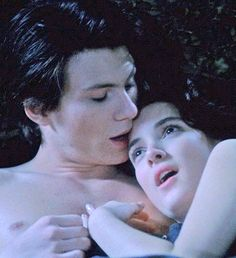 Winona & Christian Slater in Heathers. It was romantic, I mean, until he totally went cray lol.