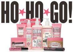 Soap and glory... cheiram tão bem!!!