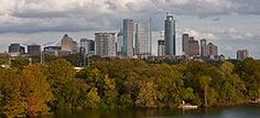 Austin, TX....our home away from home, where we became US <3