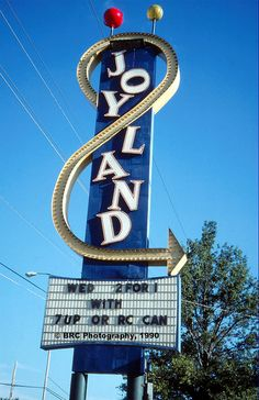 Joyland Park, Wichita, Kansas