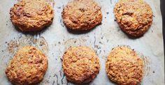 gulrotscones Smoothies, Recipies, Muffin, Scones, Bread, Snacks, Breakfast, Healthy, Juice