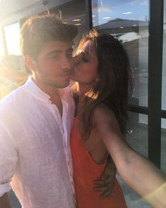 Coral Simanovich et Sergi Roberto Cute Relationship Goals, Cute Relationships, Soccer Couples, Sergi Roberto, Fc Barcelona, My Boyfriend, Couple Goals, Love Story, First Love