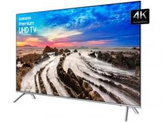 Discover the design, specs and features of Samsung 65 inch UHD TV here. You can purchase the TV now and complete your viewing experience. Samsung 4k, Samsung Series 9, Smart Tv, Tv Led, Led Tvs, Curved Tvs, 4k Ultra Hd Tvs, 4k Uhd, Hdmi Cables