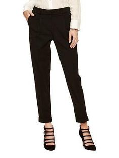 cuffed trouser by kate spade new york