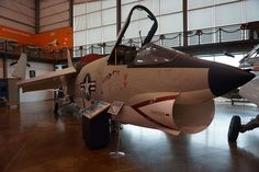 """The Vought F-8 Crusader was a single-engine, supersonic, carrier-based air superiority jet aircraft[2] built by Vought for the United States Navy and Marine Corps, replacing the Vought F7U Cutlass, and for the French Navy. The first F-8 prototype was ready for flight in February 1955. The F-8 served principally in the Vietnam War. The Crusader was the last American fighter with guns as the primary weapon, earning it the title """"The Last of the Gunfighters"""".[3]"""