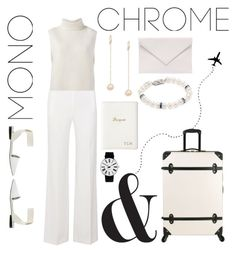 White Light by petitefloweress on Polyvore featuring polyvore fashion style Étoile Isabel Marant Roland Mouret Senso Diane Von Furstenberg Verali GiGi New York Mikimoto Rosendahl mizuki clothing