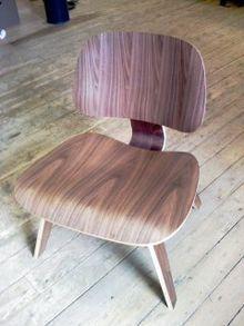 Charles Eames stoel