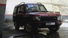 Discovery 2, Car, Vehicles, Automobile, Autos, Cars, Vehicle, Tools