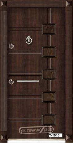 41 Sophisticated and elegant wooden doors for the living room! - Sophisticated and elegant wooden doors for the living room!