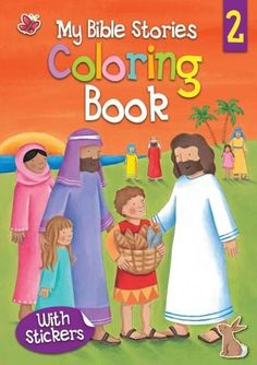 My Bible Coloring Book A Fun Way For Kids To Color Through The From Genesis Revelation