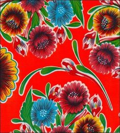 Image result for floral oilcloth