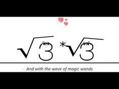The Square Root of Three - David Feinberg (Animation) - YouTube