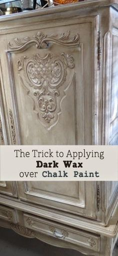 wax painting furniture painted furniture ideas how to chalk paint furniture furniture refinishing painting refinishing how to dark wax chalk paint chalk paint furniture