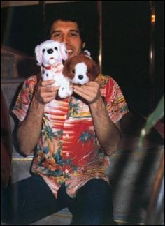 Freddie <3 <3 <3