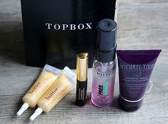 Canadian Subscription Box Addict: Topbox - Beauty Subscription Box