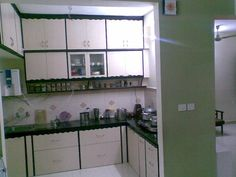 Small L Shaped Kitchen Design