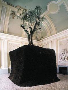 Maurizio Cattelan, Senza titolo, 1998 Castello di Rivoli Museo d'Arte Contemporanea, Torino