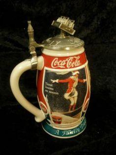 Coca Cola Drink, Pepsi, Coke, Vintage Coca Cola, Coca Cola Kitchen, Always Coca Cola, German Beer Steins, Beer 101, 60th Birthday