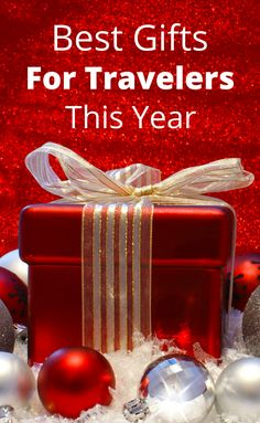 Looking for travel gift ideas? Click through for the best gifts for travelers for 2017.